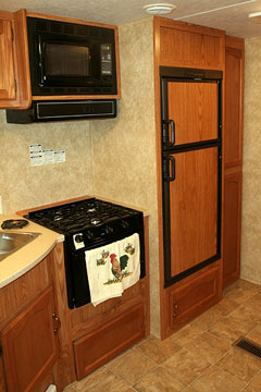 rv kitchen appliances